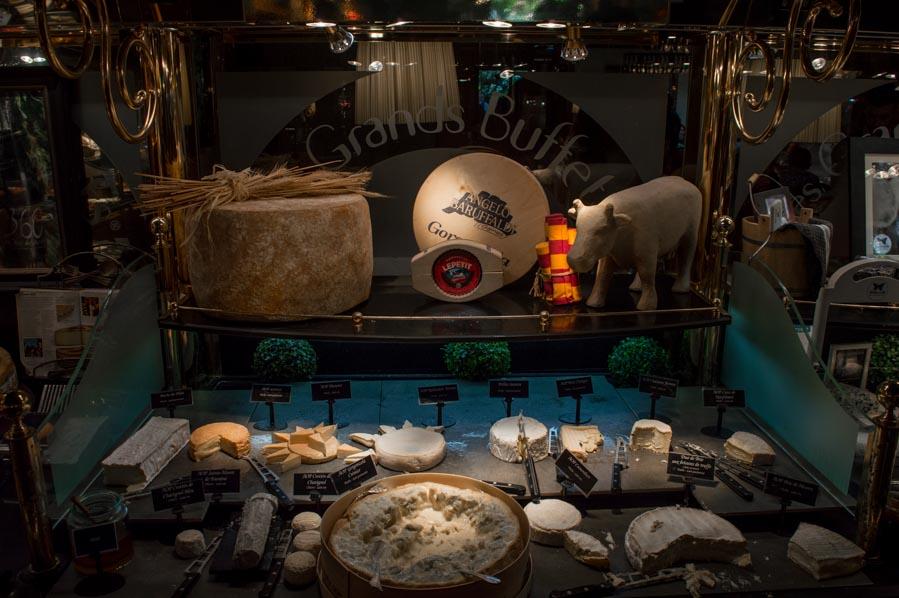 Comer en Narbona, en Les Grands Buffets