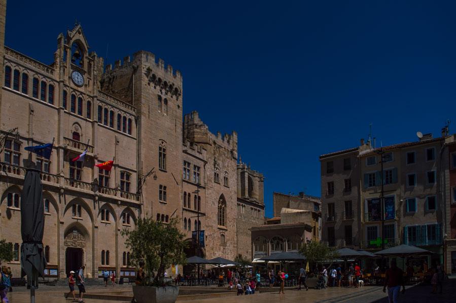 Hotel de Ville en Narbona