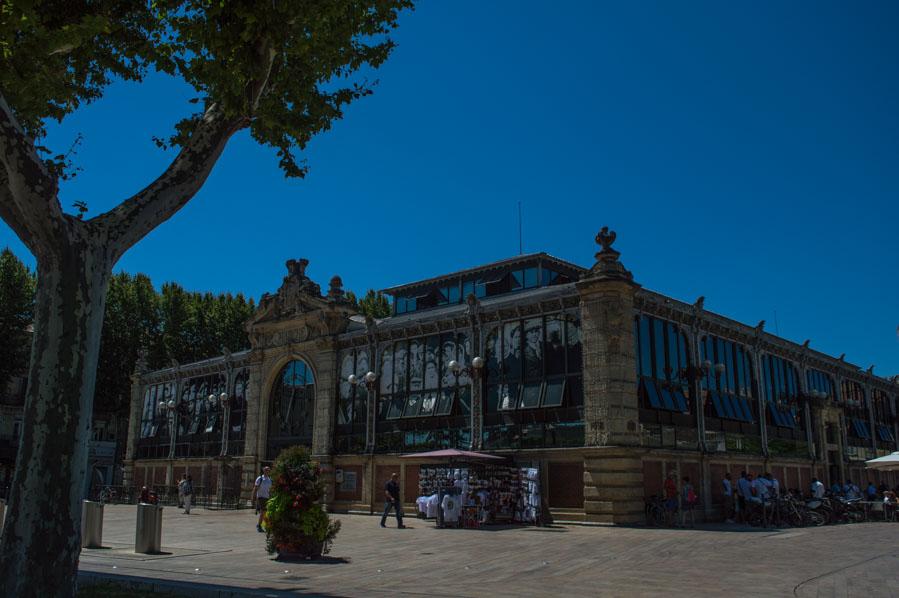 El Mercado Les Halles, en Narbona, una parada ideal en tu escapada a Narbona