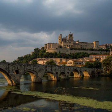 De visita en Béziers