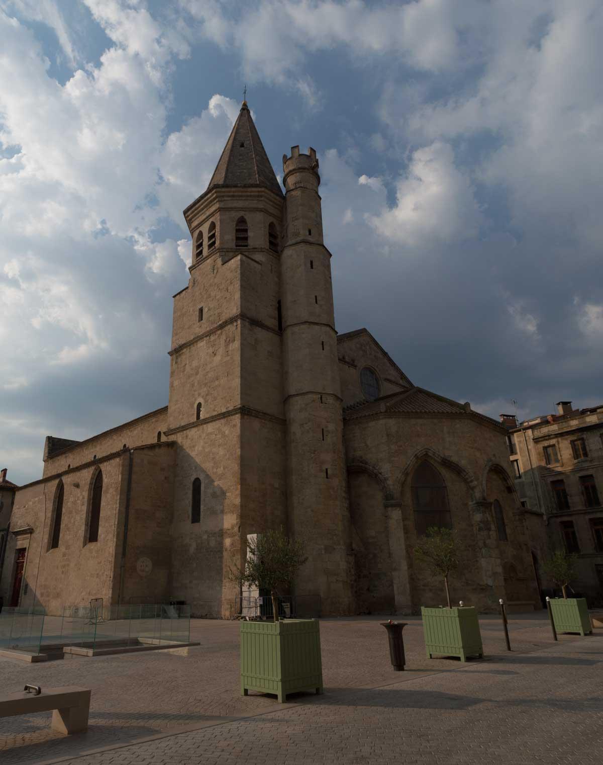 Iglesia de Sainte-Madaleine