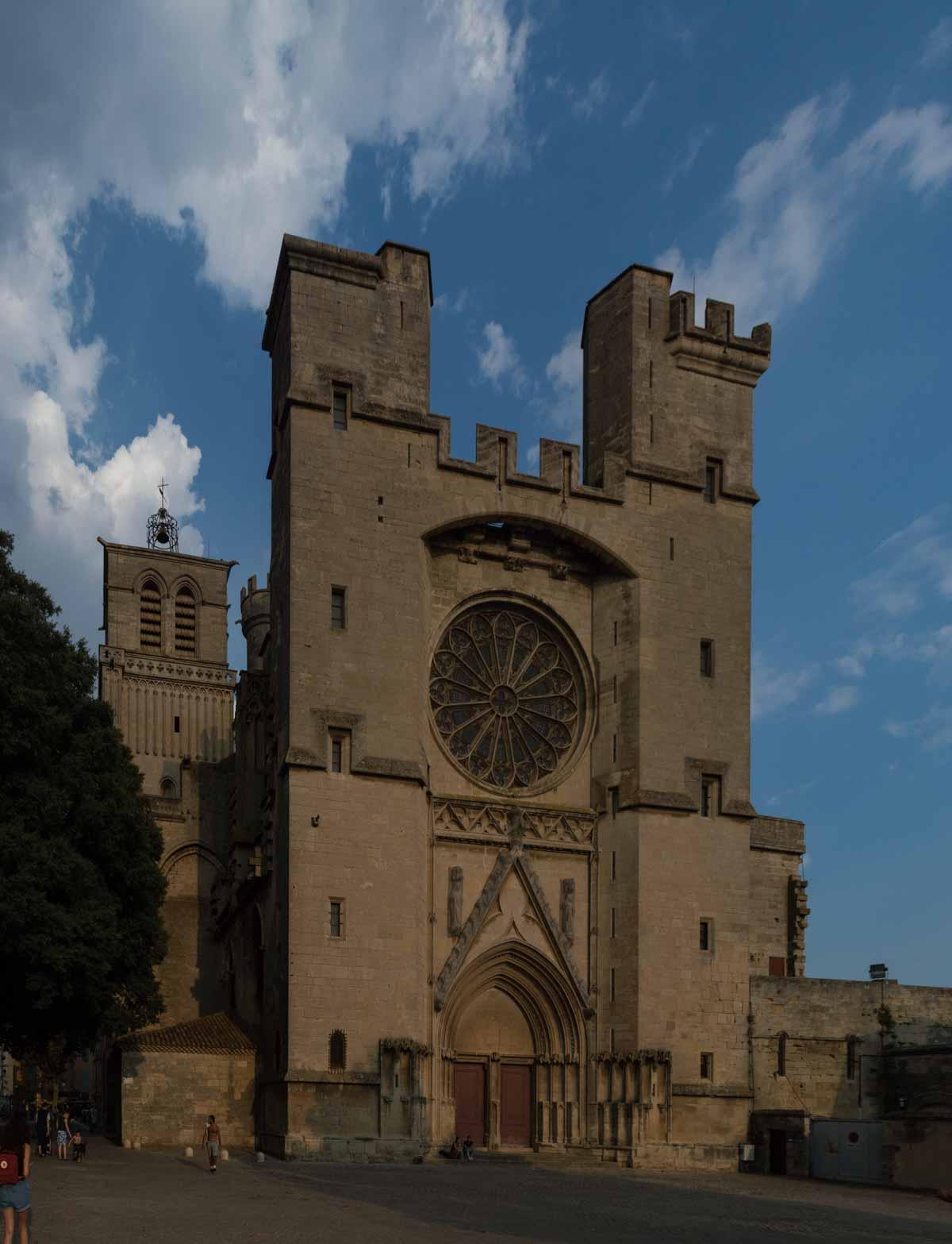 Catedral de Saint-Nazair, en Béziers