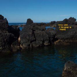 Piscinas naturales de Biscoitos en Terceira