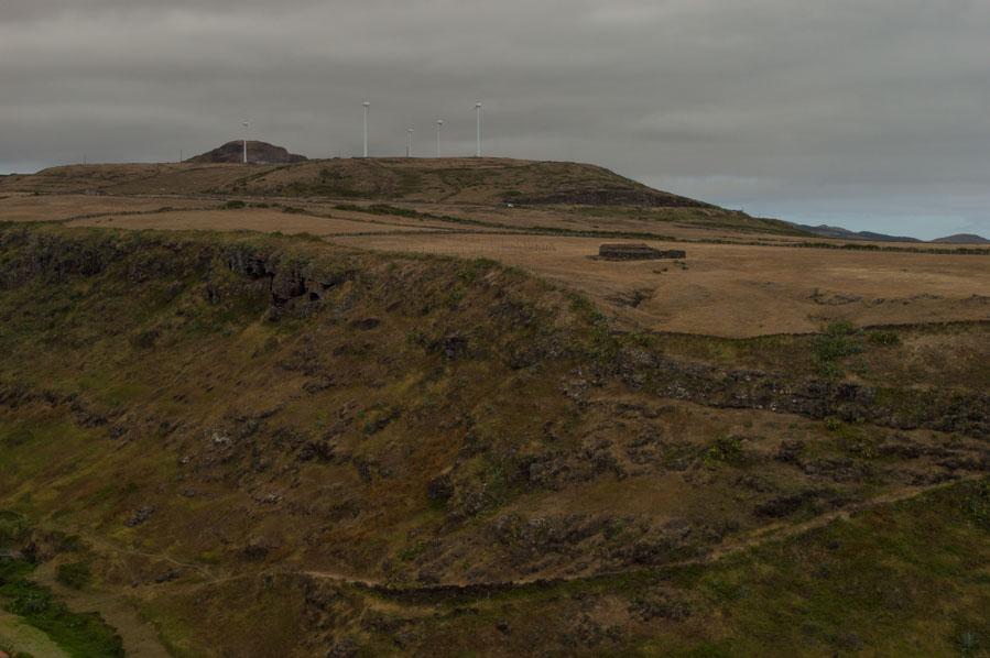 A Santa María la llaman la isla amarilla por su vegetación.