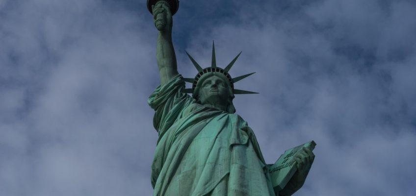 Estatua de la libertad de Nueva York