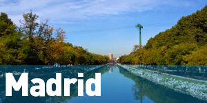 Destino destacado en De Pronto A Bordo: Madrid
