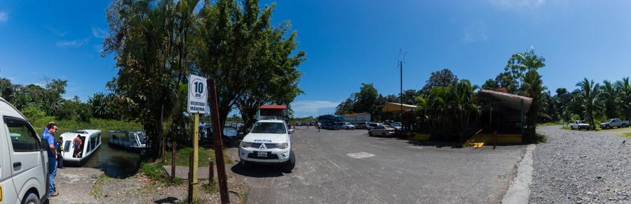 Muelle de Caño Blanco