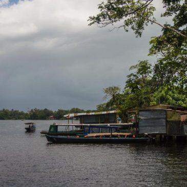 Cómo llegar a Tortuguero (Costa Rica)