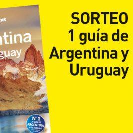 Guía Lonely Planet de Argentina y Uruguay gratis