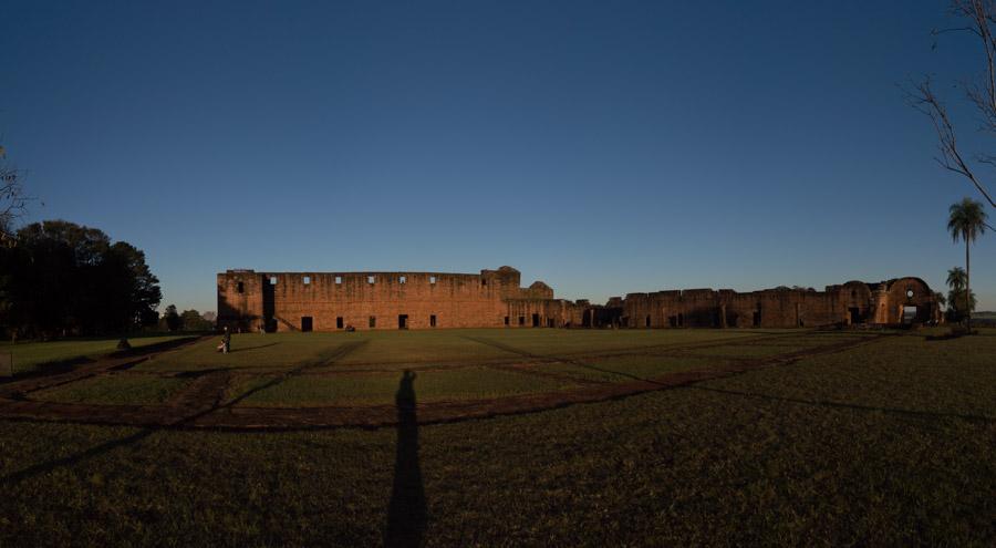 Ruinas Jesuitas Guaranís en Trinidad, Paraguay