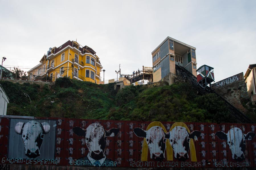Valparaíso y su arte urbano