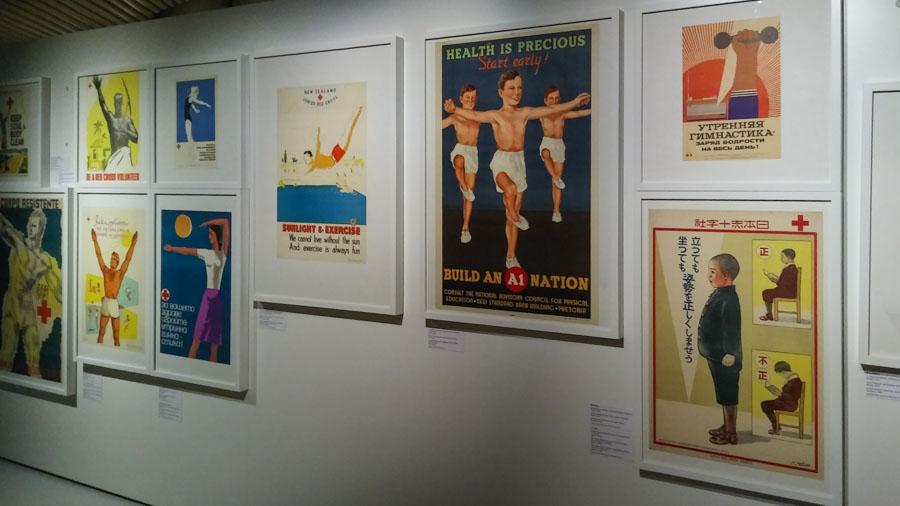El museo de la Cruz Roja y la Media Luna Roja repasa la historia de la institución humanitaria desde sus inicios