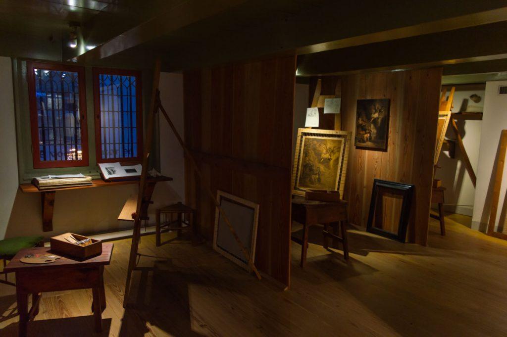 El taller donde muchos alumnos aprendieron de Rembrandt las técnicas más elaboradas