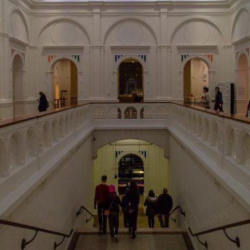 Un plan B de museos en Amsterdam