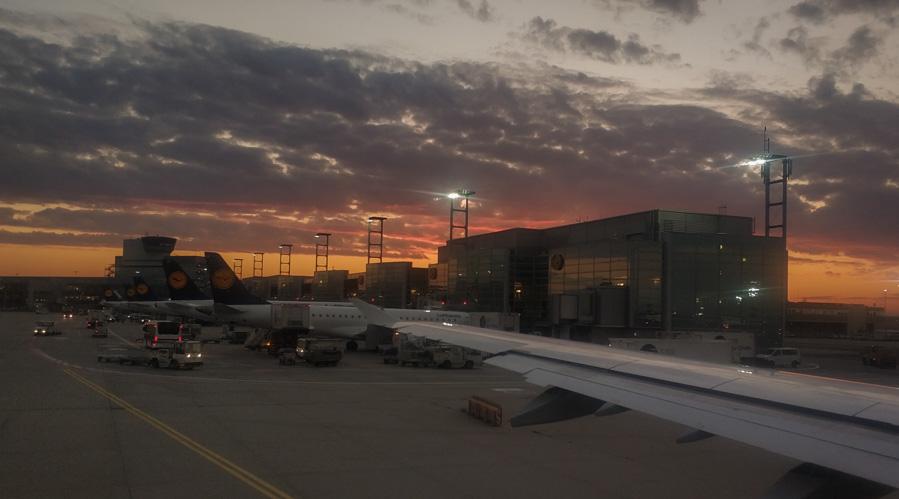 Aeropuerto de Fráncfort