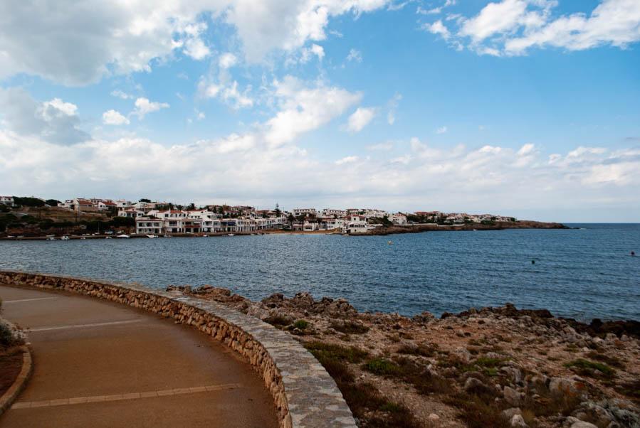 Na Macaret, en Menorca