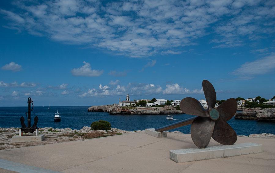 Monumentos marítimos en Menorca