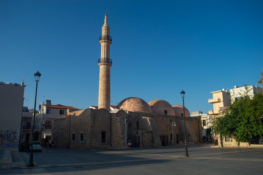 Rétino en Creta