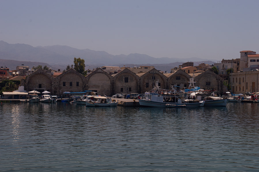 Chania en Creta